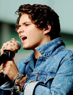 The Vamps perform on 'The One Show' at BBC Studios in London (1.9.14)