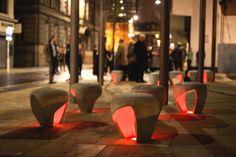 Charlie Davidson - urban furniture for Sunderland city centre. City Furniture, Urban Furniture, Street Furniture, Online Furniture, Furniture Design, Concrete Furniture, Sunderland City, Sunderland England, Public Realm
