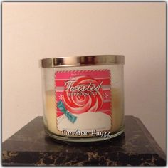 Bath and Body Works Twisted Peppermint from the Holiday Traditions collection for winter 2013