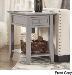 small accent tables nightstand with drawer bedside cheap small spaces side end ebay