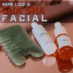 Before I got into Gua Sha, I was super intimidated by the concept of it so I figured why not do a blog post to help you guys learn more about why it's so effective and how easy it actually is to add to your daily routine! I don't know about you but right now, my stress is at an all-time high which means having a calming yet results-oriented routine is more important than ever for me