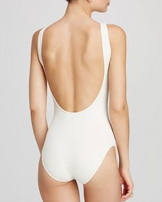 618873ed2a354 NEW Free People Intimately Seamless Scoop Back Bodysuit Ivory Size   FreePeople  Bodysuit  Casual