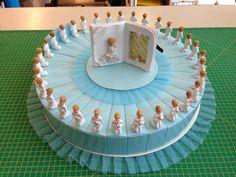 Torta comunione bimbo (Communion cake boy)