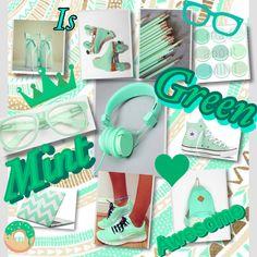 I <3 mint green!!