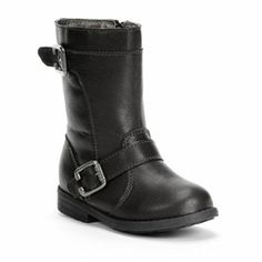 Carter's Consort Midcalf Boots - Toddler Girls Love these! Have them for Izzy and she wears them often! Little Girl Fashion, Kids Fashion, Hunter Shoes, Red Boots, Rubber Rain Boots, Riding Boots, Shoe Boots, Girl Outfits, Footwear