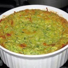 Zucchini Cornbread Casserole Recipe