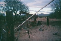 Stage Station and Homestead - Arizona Ghost Town