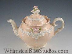 Whimsical Bliss Studios - Fancy Victoria Teapot