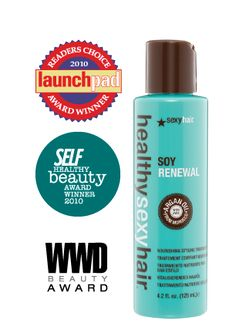LEAVE-IN:  Healthy Sexy Hair, Soy Renewal.  Fine/thin hair that is normal (not dry or oily).  Has Moroccan Argan Oil.
