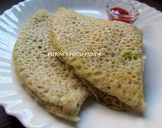 Food Funda: Takatale Ghavan / Dhirade (Instant Spicy Rice Dosa...