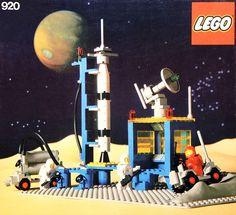920-1: Rocket Launch Pad