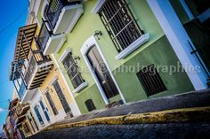 Puerto Rican Street Photo Fine Art Photography Puerto Rico