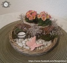 Frühling 2016 - Tischdeko