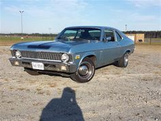 1970 Chevrolet Nova $21,900 by Magnusson Classic Motors in Scottsdale AZ . Click to view more photos and mod info.