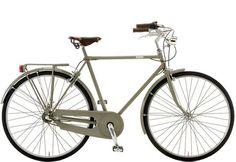 Bike Tech Portugal Anita Amarcord 3 velocidades Cores: creme, pistache, militar, preto