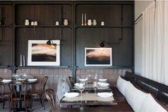 Una vez más, Heckerguthrie  vuelve a superarse con el diseño interior de Polperro winery , un ambiente cálido y acogedor con una paleta de ...