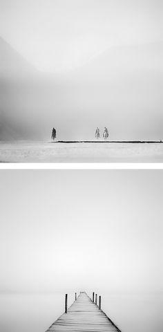 Minimalist Photography by Hengki Koentjoro - Inspiration Grid Minimal Photography, Monochrome Photography, Black And White Photography, Fine Art Photography, Landscape Photography, Photography Blogs, Iphone Photography, Urban Photography, Goldscheider