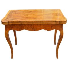 Swedish Game Table | From a unique collection of antique and modern game tables at https://www.1stdibs.com/furniture/tables/game-tables/