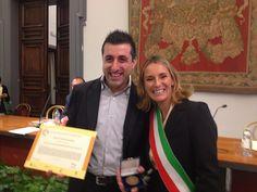 Con Sveva Belviso - Vicesindaco di Roma