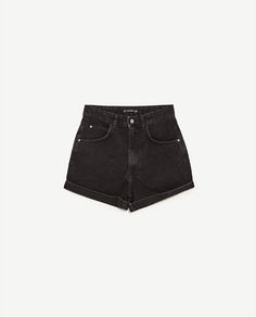Image 8 of DENIM SHORTS from Zara