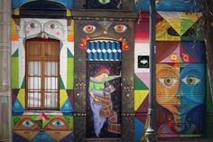 Top 10 Cities for Street Art