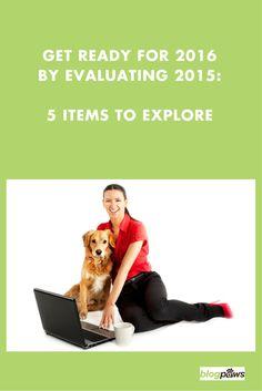 2015 blog evaluation plan