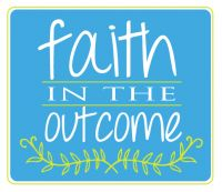 FAITH: Faith in the Outcome – A couple of weeks ago I found myself stuck in somewhat of a dilemma. I found that my mind was been consumed with worry, concern, and even some sadness. After a few days of this, one of my best friends came to me and asked if I was ok… he had noticed I hadn't been acting myself. I decided that I needed to talk to someone about it, and why not talk to someone...