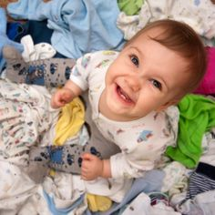Don't throw those cute baby onesies out just yet! Check out 5 cool ways to repurpose them.