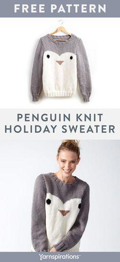 Free Knitting Pattern for Lisette Pullover - Long-sleeved pullover ...