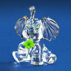 Glass Baron is a line of hand-crafted glass figurines featuring a variety of subjects. Each figurine is made from high quality hand-blown glass right here in the United States. Details are all applied