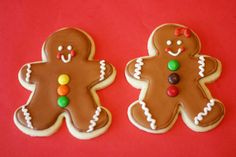 once upon a time - gingerbread man cookie Christmas Time Is Here, Merry Christmas Everyone, Christmas Goodies, Christmas Desserts, Christmas Treats, Christmas Baking, Christmas 2016, Christmas Gingerbread Men, Gingerbread Man Cookies