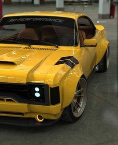 Old School Cars, Best Luxury Cars, City Car, Vintage Race Car, Us Cars, Batmobile, Modified Cars, Custom Cars, Concept Cars
