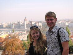 Солнечный Будапешт.