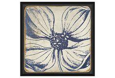Vintage Flower Blue II on OneKingsLane.com