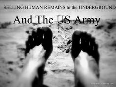 Body Parts Sold to Military; Plaintiffs awarded $58 Million in Arizona Case – The Truth Denied Alternative News