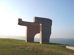La estatua del horizonte