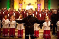 Pressefotograf Kassel | 25 Jahre Polizeichor Kassel - Weihnachtskonzert mit Peter Orloff http://blog.ks-fotografie.net/pressefotografie/kassel-pressefotograf-blick-ins-archiv/