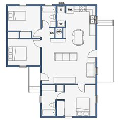 Habitat Floor Plans 3 Bed Florida More Information About