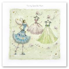 Cards » To my special mum » To my special mum - Berni Parker Designs
