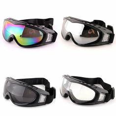 Tactical Paintball Airsoft Protección de Los Ojos Gafas Gafas de Tiro de Combate Militar Del Ejército de EE.UU. Con Ventilación A Prueba de Viento gafas de Sol Gafas