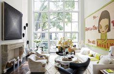 interior design: Delphine Krakoff