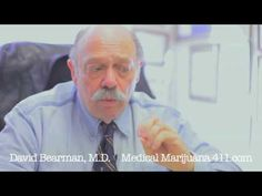 David Bearman, M.D. Cannabis, Cannabinoids - ADD, Tourette's Syndrome, Migraines