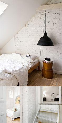 bricks white / ladrillo blanco