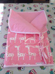 Baby pink newborn snug