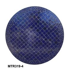 Badia Design Inc Store - 39 Inch Moroccan Mosaic Tile Table Top - MTR319, $595.00 (http://www.badiadesign.com/39-inch-moroccan-mosaic-tile-table-top-mtr319/)