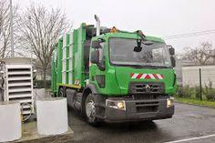 Renault Trucks D Wide CNG