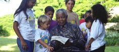 via unicef-de Nelson Mandela, Activities To Do, Young People, Sayings, Couple Photos, Couples, Celebrities, Children, Books
