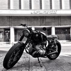 CRD#55 cafe racer dreams BMW R100