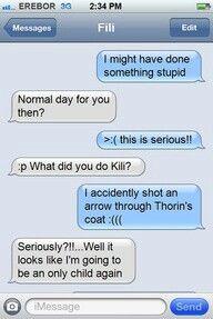 Fili Kili Texts