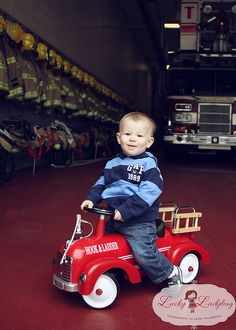 Future Firefighter #TheFireStore Firefighter Family, Firefighter Pictures, Newborn Pics, Newborn Pictures, The Fire Store, Fire Fighter Cake, Baby Announcement Photos, 1st Birthday Pictures, Firemen